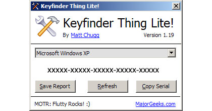 descargar keyfinder para windows xp