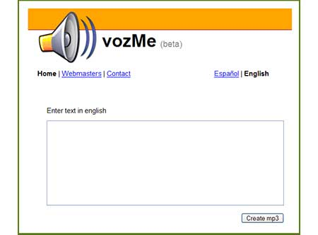 Voz Virtual On-Line - Parecido a Loquendo