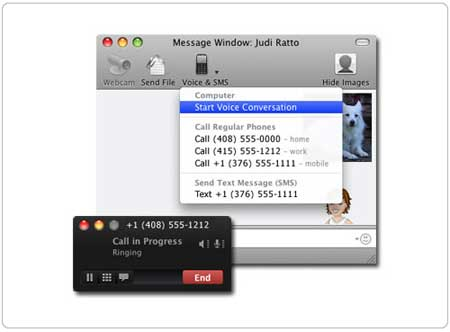yahoo messenger 7 for mac