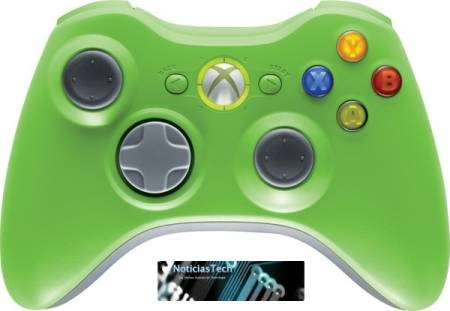 xbox-360-red-green-controller-top